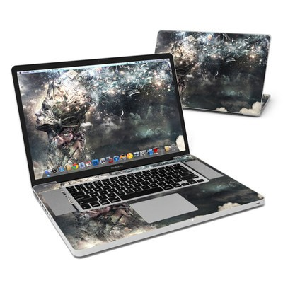 MacBook Pro 17in Skin - Coma