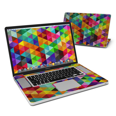MacBook Pro 17in Skin - Connection