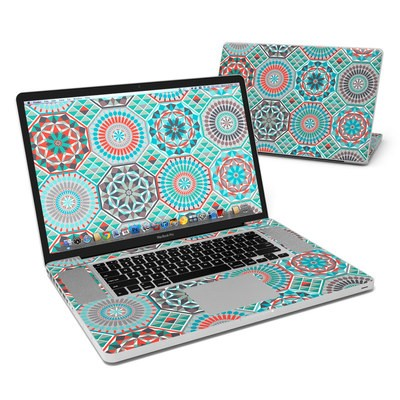 MacBook Pro 17in Skin - Contessa