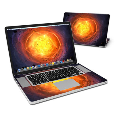 MacBook Pro 17in Skin - Corona