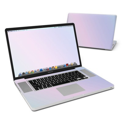 MacBook Pro 17in Skin - Cotton Candy