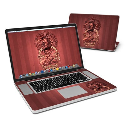 MacBook Pro 17in Skin - If Looks Could Kill