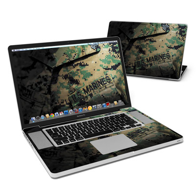 MacBook Pro 17in Skin - Courage