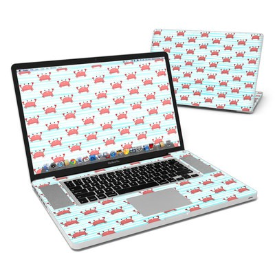 MacBook Pro 17in Skin - Crabby