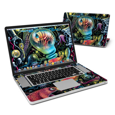 MacBook Pro 17in Skin - Creatures