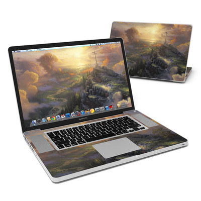 MacBook Pro 17in Skin - The Cross