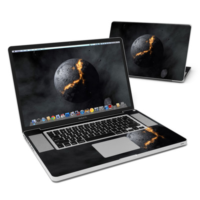 MacBook Pro 17in Skin - Crucible