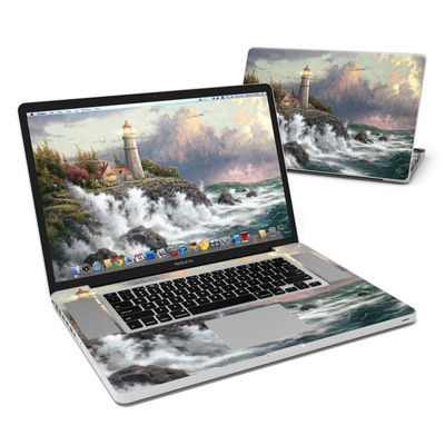 MacBook Pro 17in Skin - Conquering the Storms