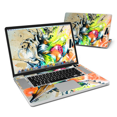 MacBook Pro 17in Skin - Dance