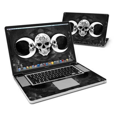MacBook Pro 17in Skin - Dark Goddess