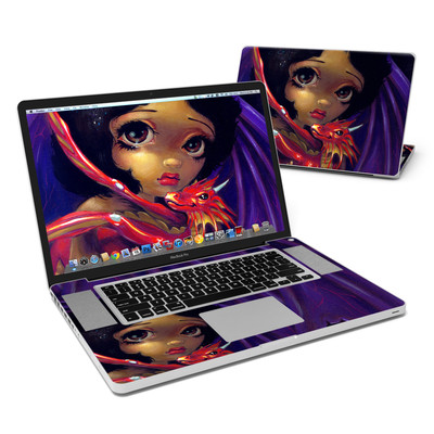 MacBook Pro 17in Skin - Darling Dragonling