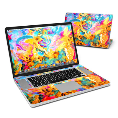 MacBook Pro 17in Skin - Dawn Dance