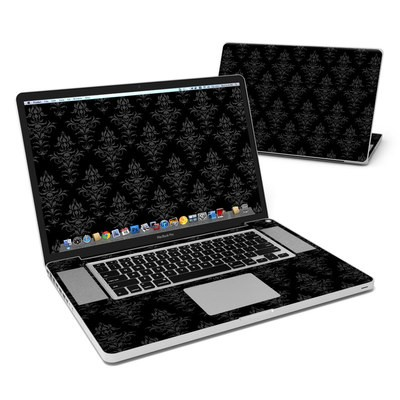 MacBook Pro 17in Skin - Deadly Nightshade