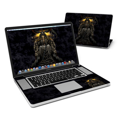 MacBook Pro 17in Skin - Death Throne
