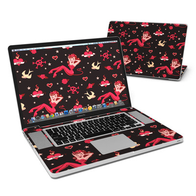 MacBook Pro 17in Skin - Devilette