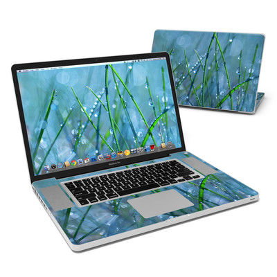 MacBook Pro 17in Skin - Dew
