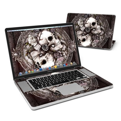 MacBook Pro 17in Skin - Dioscuri