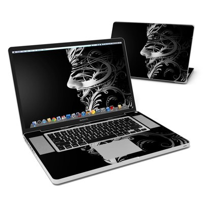 MacBook Pro 17in Skin - Displacement