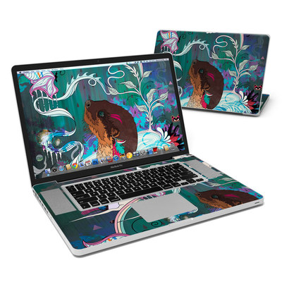 MacBook Pro 17in Skin - Distraction