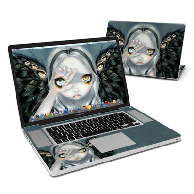 MacBook Pro 17in Skin - Divine Hand