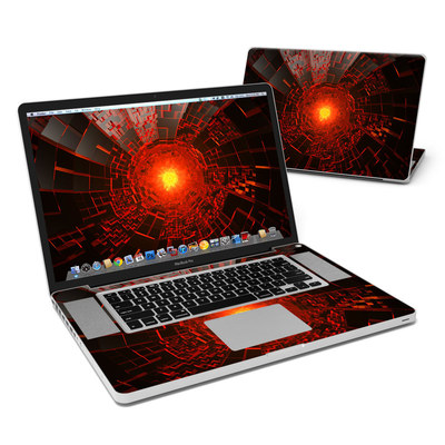 MacBook Pro 17in Skin - Divisor