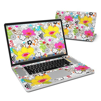 MacBook Pro 17in Skin - Delight