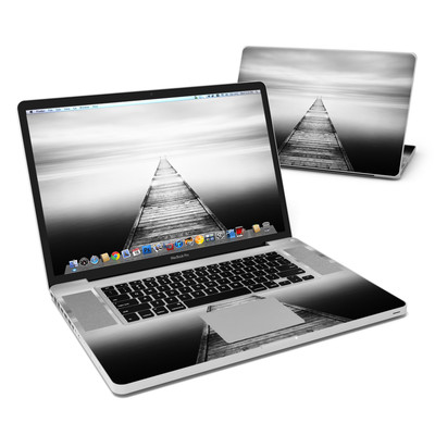 MacBook Pro 17in Skin - Dock