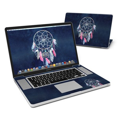 MacBook Pro 17in Skin - Dreamcatcher