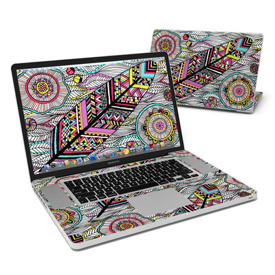 MacBook Pro 17in Skin - Dream Feather