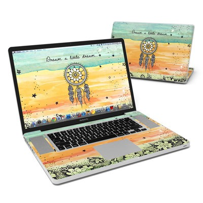 MacBook Pro 17in Skin - Dream A Little