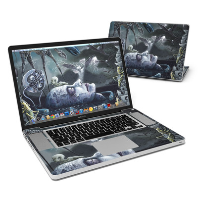 MacBook Pro 17in Skin - Dreams