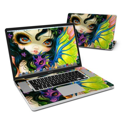 MacBook Pro 17in Skin - Dragonling Child
