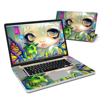 MacBook Pro 17in Skin - Dragonling