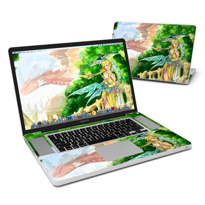 MacBook Pro 17in Skin - Dragonlore