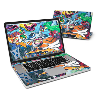 MacBook Pro 17in Skin - Dream Factory