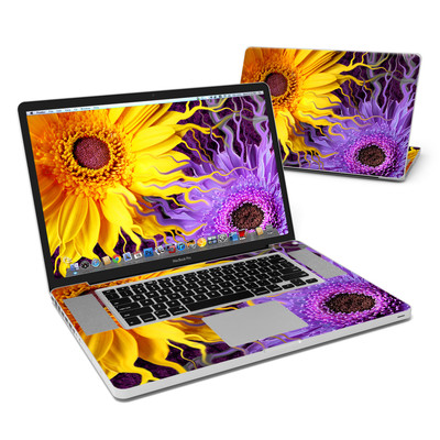 MacBook Pro 17in Skin - Daisy Yin Daisy Yang