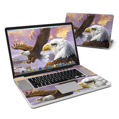 MacBook Pro 17in Skin - Eagle