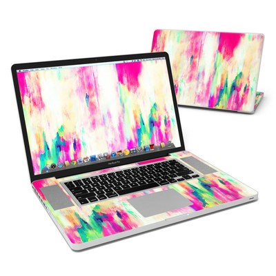 MacBook Pro 17in Skin - Electric Haze