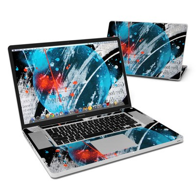 MacBook Pro 17in Skin - Element-Ocean