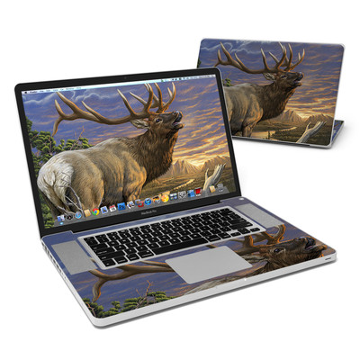 MacBook Pro 17in Skin - Elk
