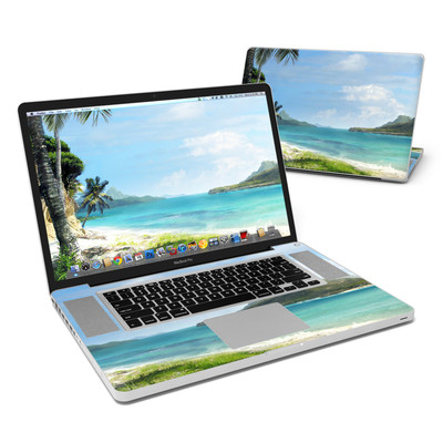 MacBook Pro 17in Skin - El Paradiso