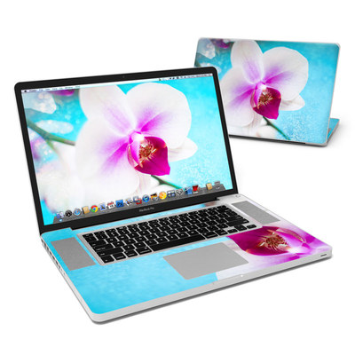 MacBook Pro 17in Skin - Eva's Flower