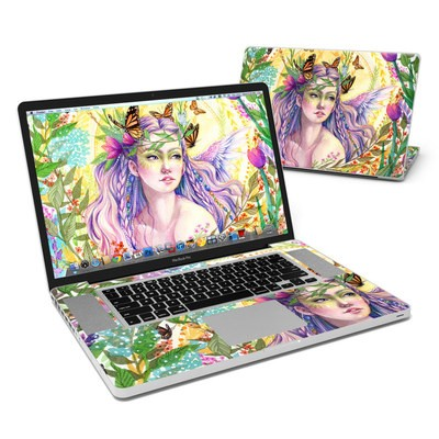 MacBook Pro 17in Skin - Eve