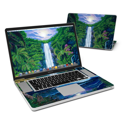 MacBook Pro 17in Skin - In The Falls Of Light