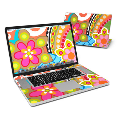 MacBook Pro 17in Skin - Fantasia