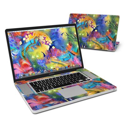 MacBook Pro 17in Skin - Fascination