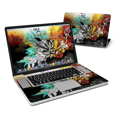 MacBook Pro 17in Skin - Frozen Dreams