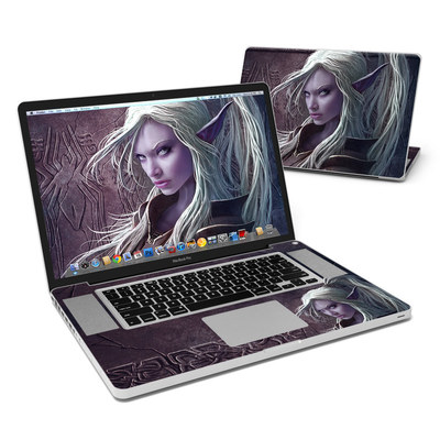 MacBook Pro 17in Skin - Feriel