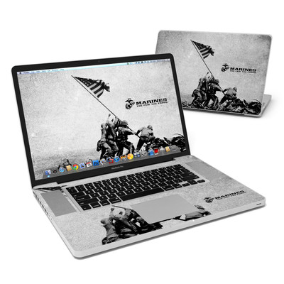MacBook Pro 17in Skin - Flag Raise