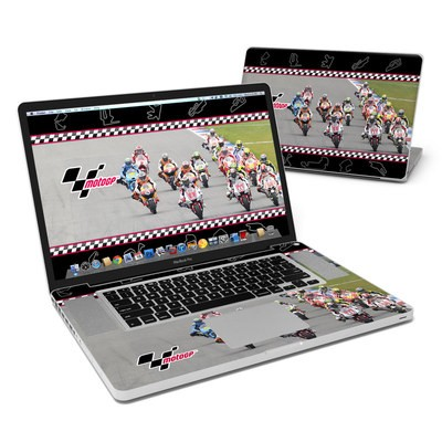 MacBook Pro 17in Skin - Finish Line Group